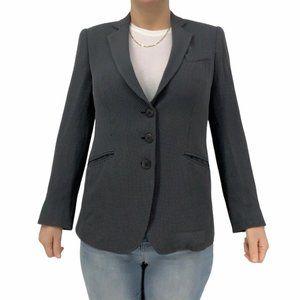 Emporio Armani Gray Blazer Womens Size 44 (Size 8)